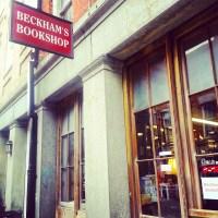New Orleans Beckham's Bookshop