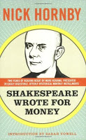 Shakespeare Wrote for Money - Nick Hornby