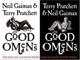 Good Omens (Double Cover) - Neil Gaiman and Terry Pratchett