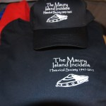 Shirts and hats for UFO event