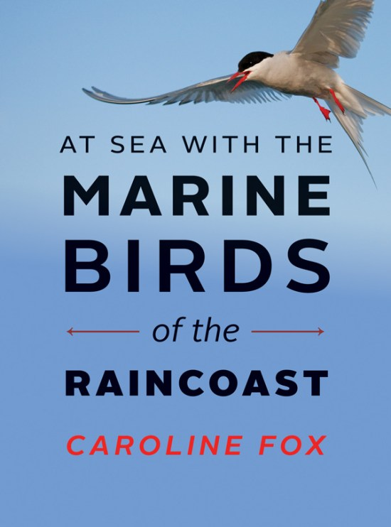 At Sea with the Marine Birds of the Raincoast book cover