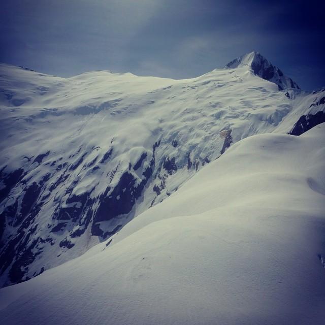Stunning mountains in Kitasoo/Xai'xais Territory