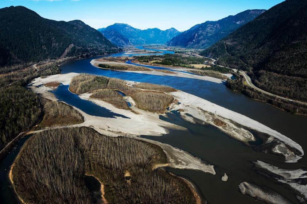 Lower Fraser Salmon Conservation Program coordinator - Job specification