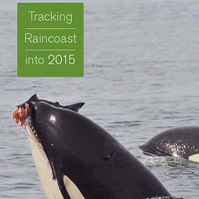 """Tracking Raincoast into 2015"" now available for download"