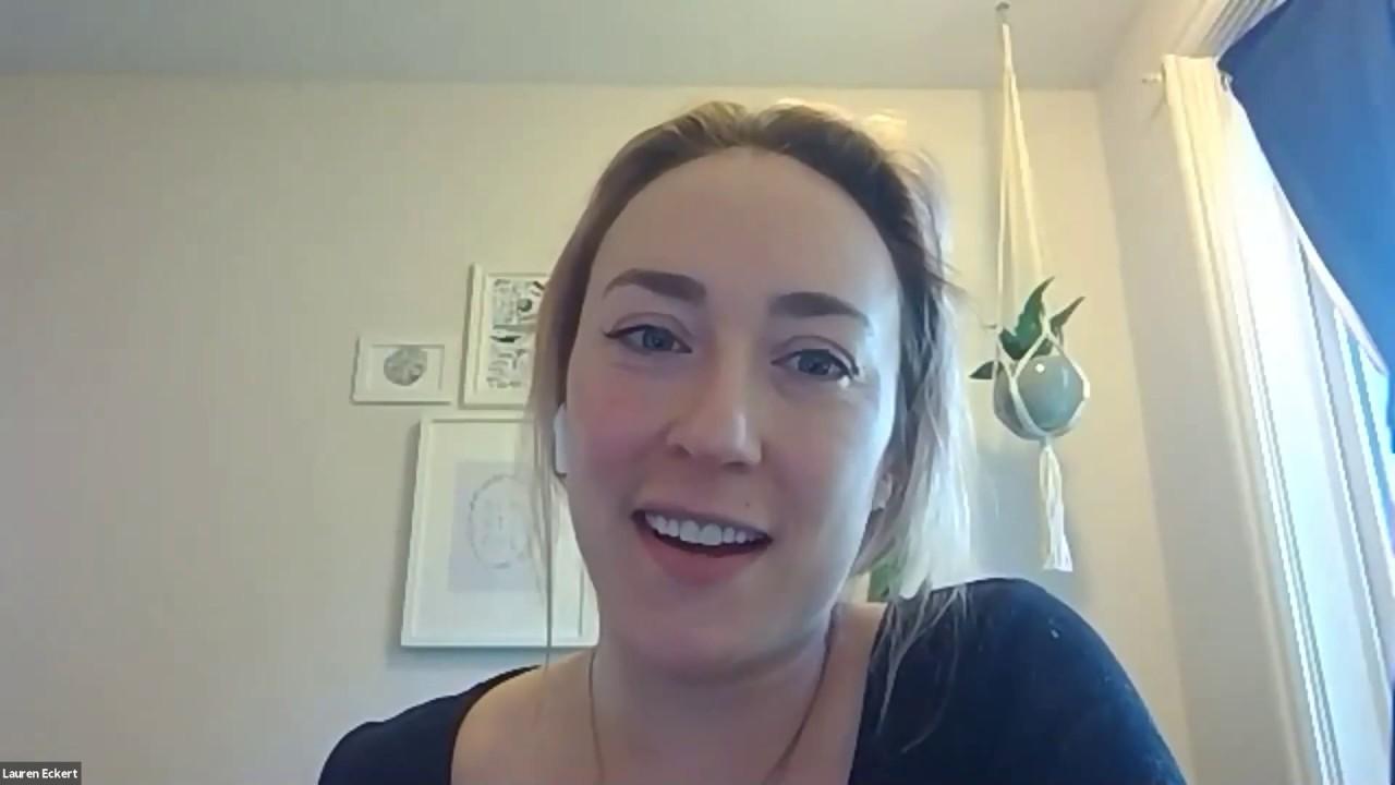 Lauren Eckert, Living in harmony with wildlife episode 2