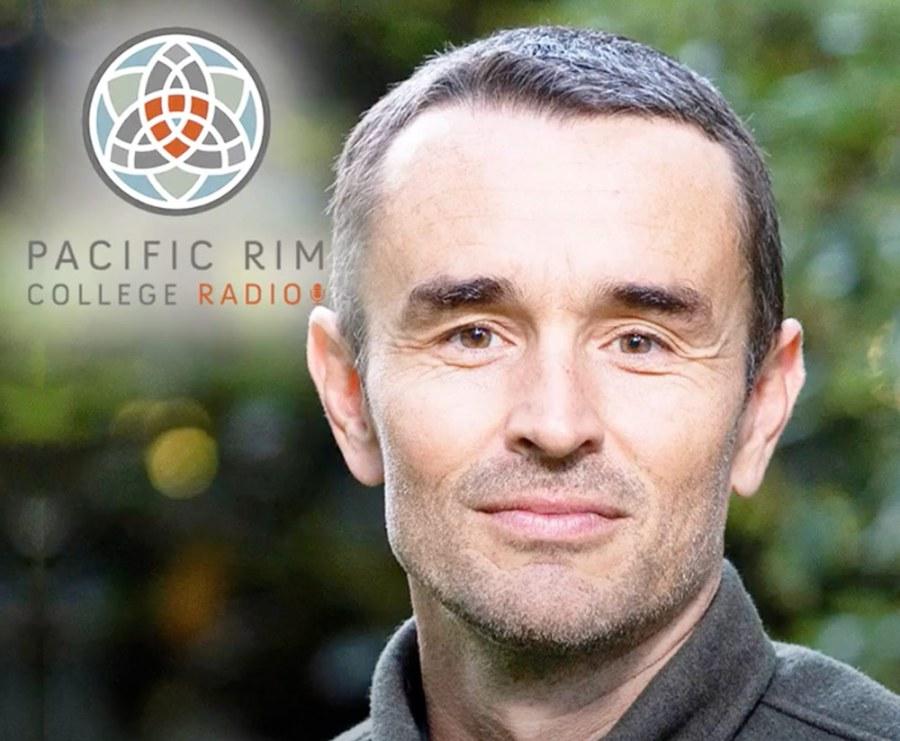 Chris Darimont on Pacific Rim College Radio