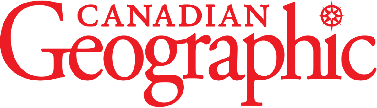 Canadian Geographic logo.