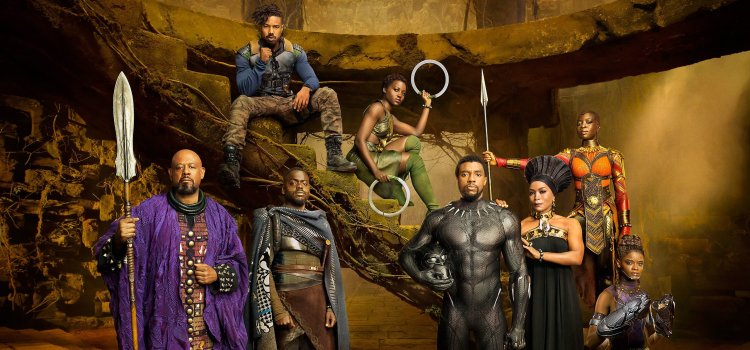 The Black Panther | A 2-Hour Immersion In Wakanda's Highly Advanced Culture #5SecReview
