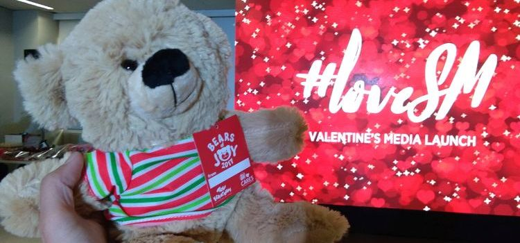 What is LOVE and Other Cheesy V-Day Stuff at SM Supermalls