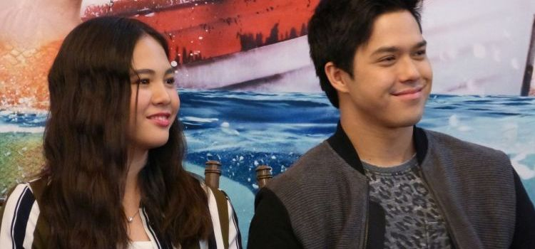 Elmo Magalona Wants True Love's Kiss with Janella Salvador on #MFTLS