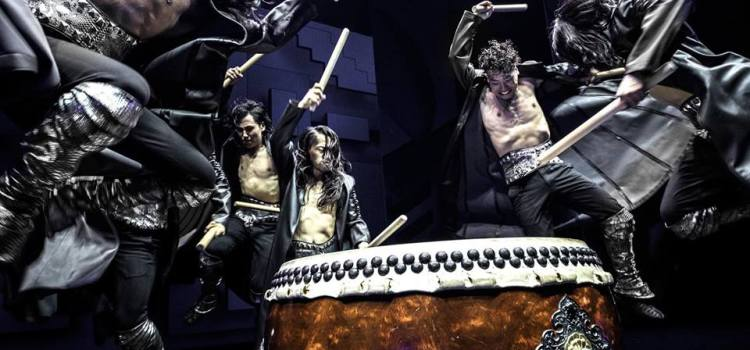 DRUM TAO Samurai Drum Rock Returns to Manila – Tickets and Schedules