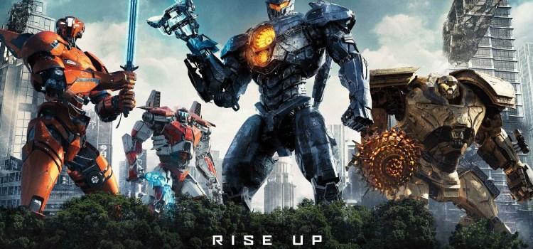 PACIFIC RIM UPRISING   Kaiju Vs Jaeger Round 2 #5SecReview