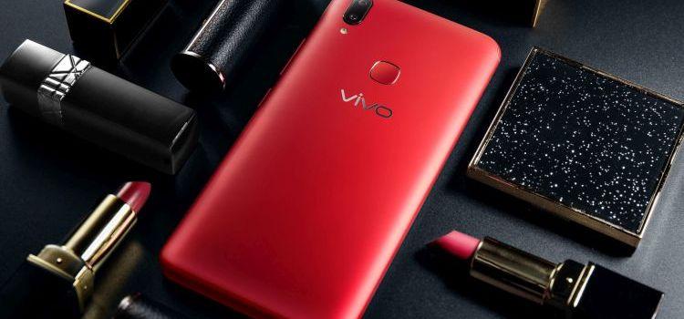 Vivo V9 Velvet Red | Power and Elegance Has a New Color