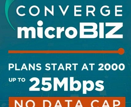 Converge MicroBIZ | More Fiber for Your Business