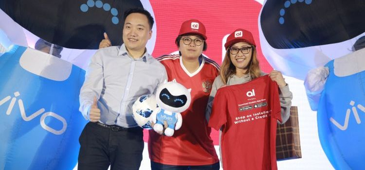 Vivo Philippines Celebrates Partnerships with Shopee and Akulaku