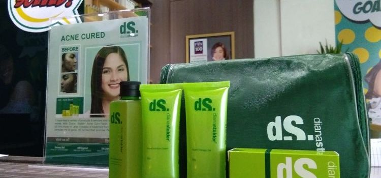 Your ACNE CURE Kit From Diana Stalder