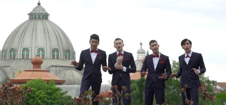 "OPM Boy Band 1:43 Outs New Romantic Wedding Song ""Ikaw Na Nga Talaga"""