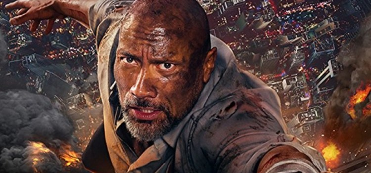Is Dwayne Johnson's SKYSCRAPER a Towering Action Movie Masterpiece? #5SecReview
