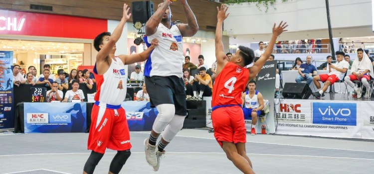 Highlights of the Vivo Hoop Battle Championship Philippines Elimination Rounds