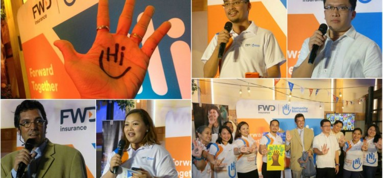 FWD Life Donates USD 1Million To Help Empower People with Disabilities in Asia