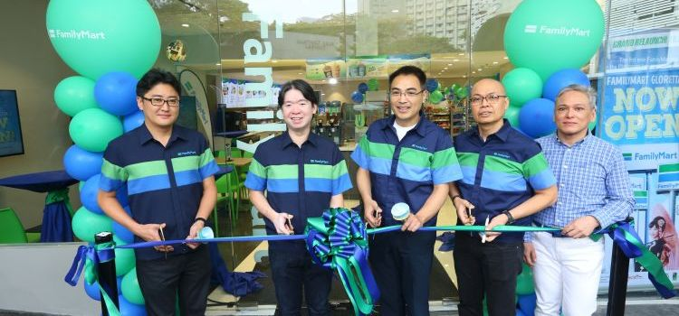First FamilyMart Branch in the Philippines Gets an Upgrade