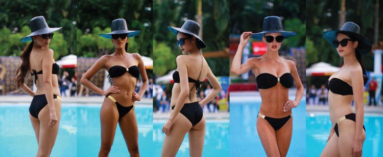 A Peek at the Miss Earth 2018 Swimsuit Pre-Judging
