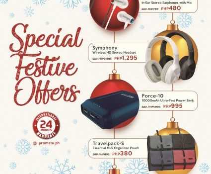 Cool Discounted PROMATE Gadgets and Accessories Gift Ideas for Christmas