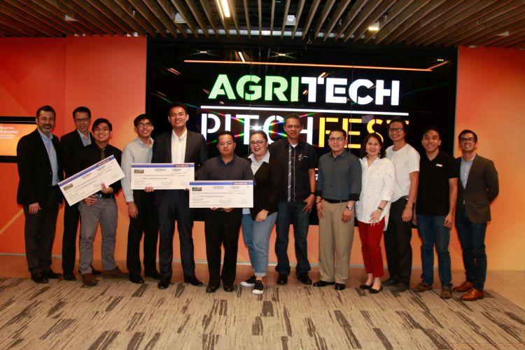 UnionBank AgriTech PitchFest Gathers Tech Up Agri-Solutions