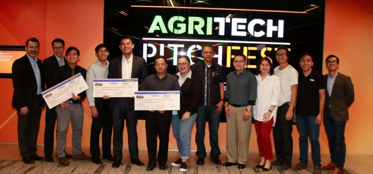 UnionBank AgriTech PitchFest Gathers Tech Up Agri-Solutions for the Philippines