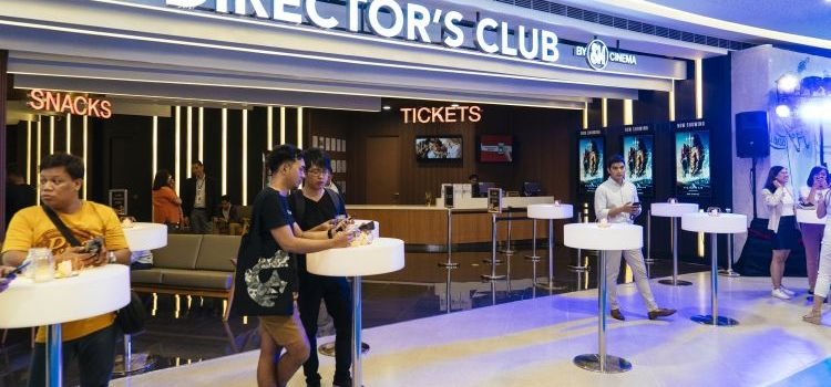 Director's Club Cinema Opens at The Podium