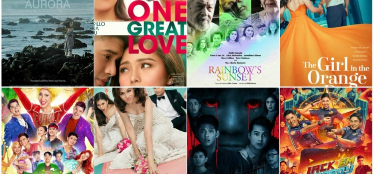 44 Years, 8 Filipino Films, the MMFF Holiday Tradition Continues