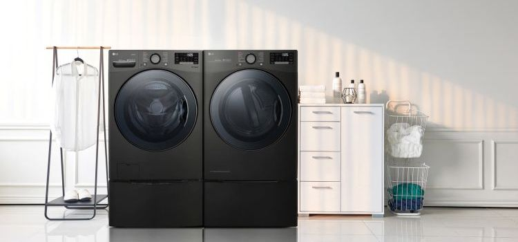 LG Debuts the Intelligent TwinWash Washer and Dryer at CES 2019