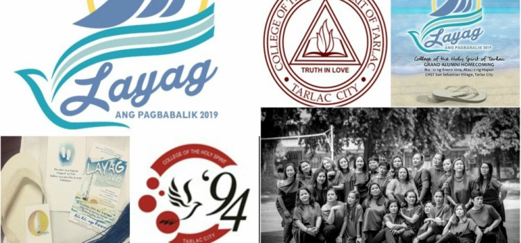 College of the Holy Spirit of Tarlac Presents LAYAG – A Grand Alumni Homecoming