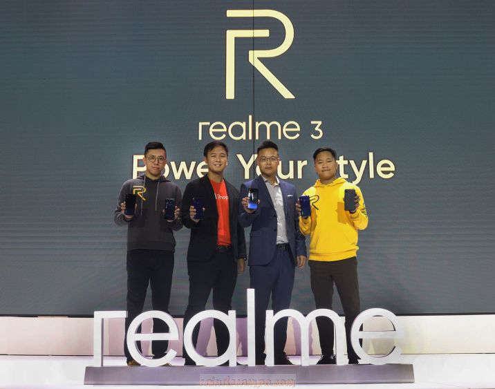 RealMe 3 Launched in PH at 6,990 Pesos SRP - FULL SPECS and FEATURES