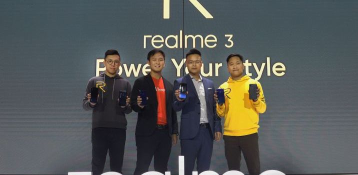 RealMe 3 Launched in PH at 6,990 Pesos SRP – FULL SPECS and FEATURES