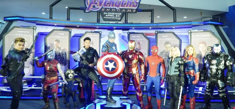 SM Cinema Unveils Its Avengers Endgame Facility at SM Mall of Asia
