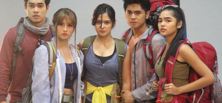 Bianca Umali, Miguel Tanfelix and Andrea Brillantes in Upcoming Thriller BANAL