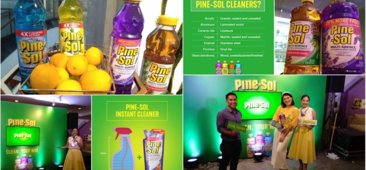 Pine-Sol Cleaning Dance Challenge with Dimples Romana