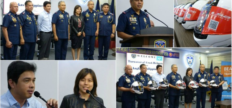 PNP-HPG C/Supt. Roberto Fajardo Considers Angkas a Partner To Promoting Road Safety