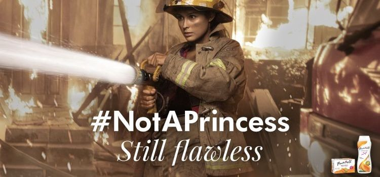 So What if You're Not A Princess? Says Flawlessly U in a Campaign About Beautiful Hardworking Women