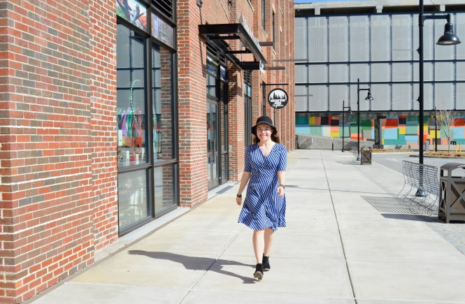 It's a Wrap Dress | Raine In The City