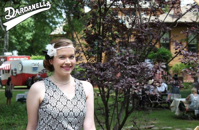 Dardanella's Great Gatsby Lawn Party | Raine In The City