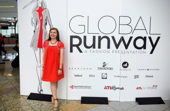 Global Runway ATL 2017 | Raine In The City