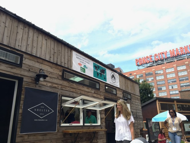Atlanta's Big Huge Tiny House Event | Raine In The City