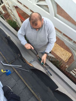 built -in custom gutter system Beverly Hills 90210(1)