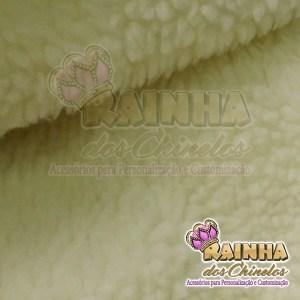 Tecido Carapinha Natural 12mm