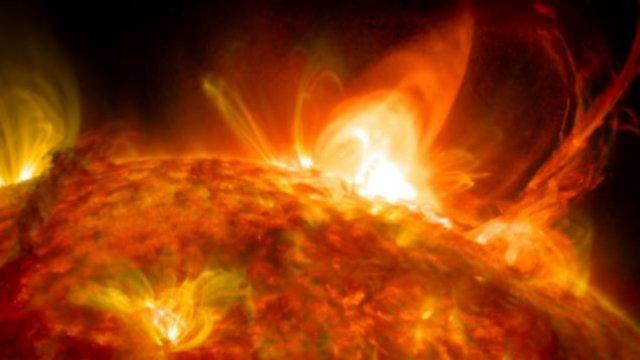 Resultado de imagem para mancha solar