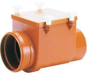 anti-backflow valve for rainwater tank large