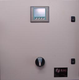 Hydrapro Pump control panel