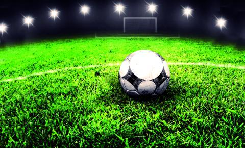 Football stadium water filtration